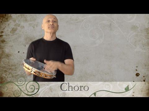 Brazilian Grooves - Capoeria, Baiao, Bossa Nova, Choro