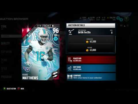Madden 16 - MUT-  NFL Movers Evan Mathis and Ronnie Lott Giveaway info