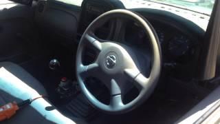 2008 Nissan Navara Turbo Diesel Tipper 64000kms $13990