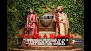 Teeshin + Deniesha | 12.12.2020 | Hindu Wedding Film | Accolades Boutique Venue, Midrand, Gauteng
