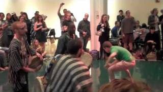 CalArts Graduation Reception 2010: The CalArts African Music and Dance Ensemble
