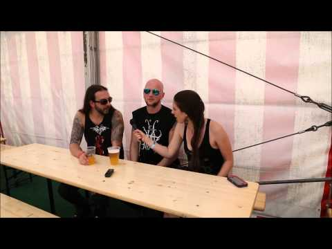 Interview with Aeternus at Party San Open Air - Spirit of Metal