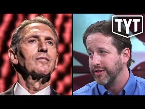 How To Challenge Howard Schultz To DEBATE