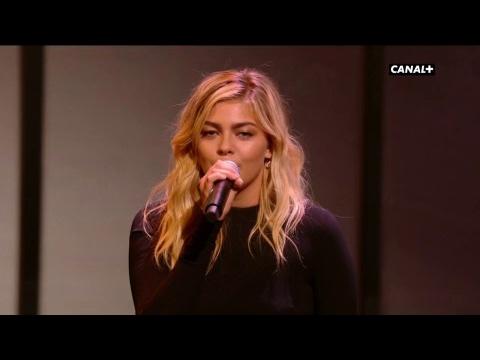Délicieux duo Louane et Benjamin Biolay, accompagné par Blanca Li  - Festival de Cannes 2017