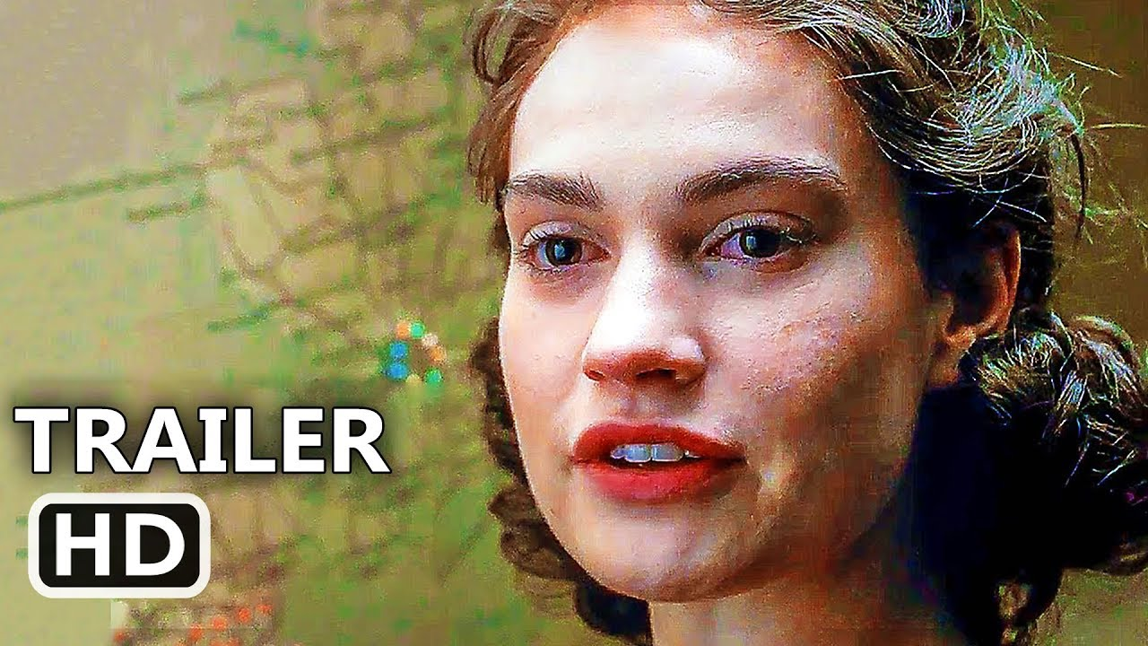 THE DАRKЕST HΟUR Official Trailer # 2 (2017) Lily James, Gary Oldman, Biography Movie HD