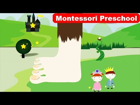 Kids Learn from 1 to 9 - The Montessori Preschool