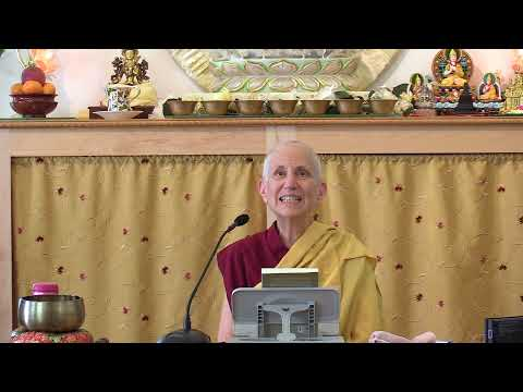 54 Engaging in the Bodhisattva's Deeds: Practical Advice on Manners 07-01-21