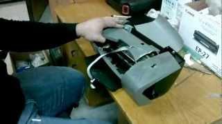 repair Leхmark printer (ремонт принтера Lexmark)