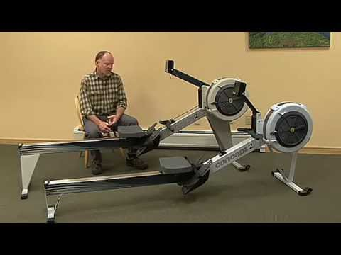 concept2 model e indoor rowing machine unbiased review. Black Bedroom Furniture Sets. Home Design Ideas