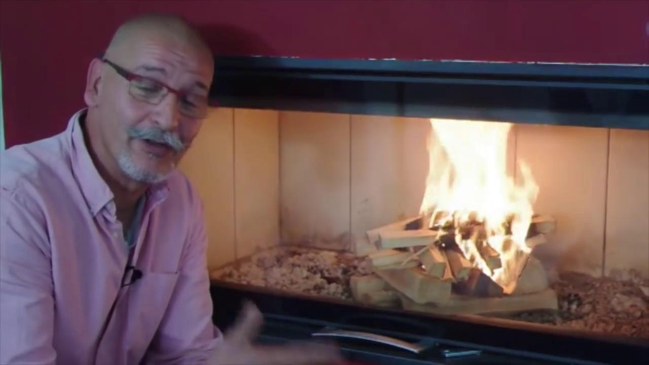 Comment allumer un feu sans fum es et sans salir youtube - Comment allumer un feu insert ...