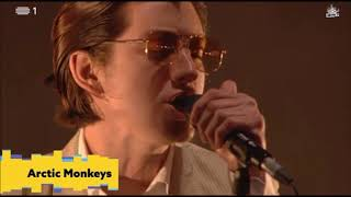 Arctic Monkeys - Four Out Of Five (NOS ALIVE 2018)