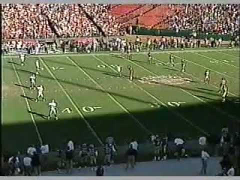 Raiders v 49ers 2000 OT