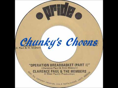 Clarence Paul & The Members - Operation Breadbasket