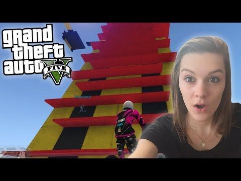 DE WALLRIDE DES DOODS! (GTA V RACES) from YouTube · Duration:  19 minutes 58 seconds