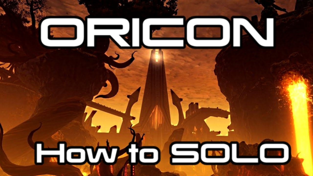 SWTOR How To Solo Oricon Group Heroic Mission Darkening ...