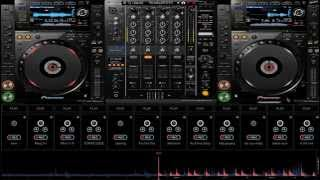 [SBD] Aguezt Golan On The Mix Virtual DJ Pro 7 skin Nexus 2000 Planet 2 Newton Goyang Lagi broo..