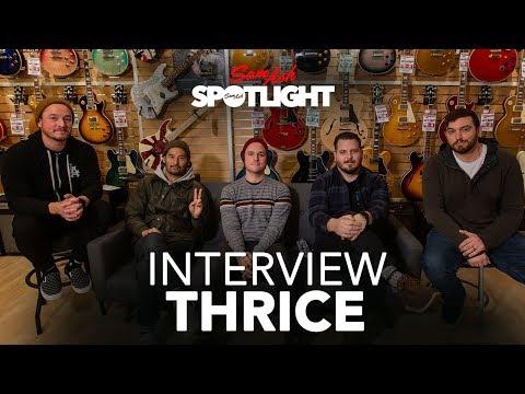 Thrice | Artist Interview Mp3