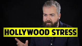 Most Stressful Part Of Making Hollywood Movies - David F. Sandberg