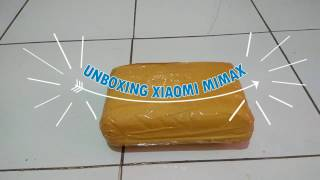 UNBOXING XIAOMI MI MAX INDONESIA