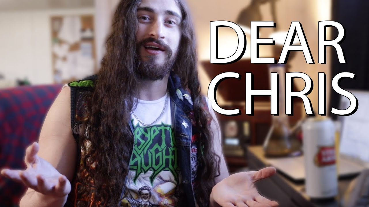 Dear Chris: Metalhead Dating Advice
