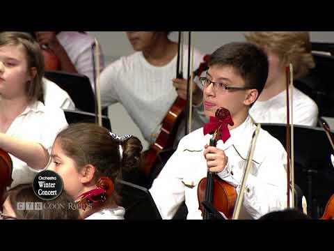 CRHS Winter Orchestra Concert 12.18.17