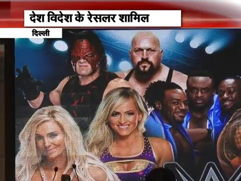 WWE LIVE returns to India with two live events in New Delhi