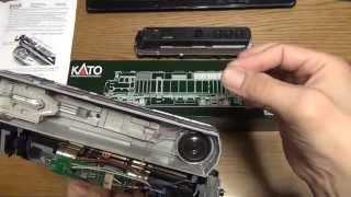 外国型鉄道模型のご紹介(AMTRAK F40PH Fhase Ⅲ カトー製)