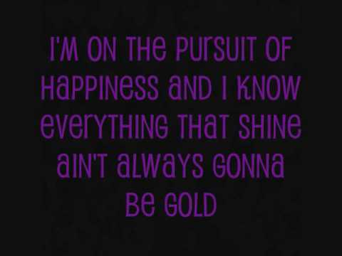 Kid Cudi Pursuit Of Happiness Nightmare Lyrics