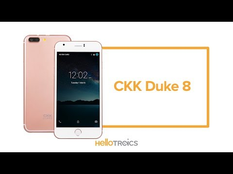 CKK Mobile Duke 8 review by Hellotronics