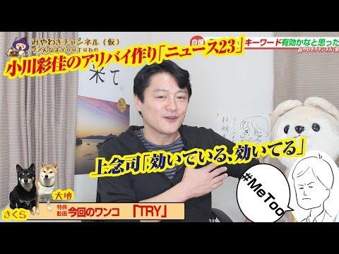 【ネット民勝利】上念司「署名、効いている」。小川彩佳のアリバイ作り「ニュース23」|みやわきチャンネル(仮)#614Restart473