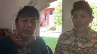 Free Indian Market    Eileen & Larry Rosetta - Santo Domingo Pueblo - Jewelry