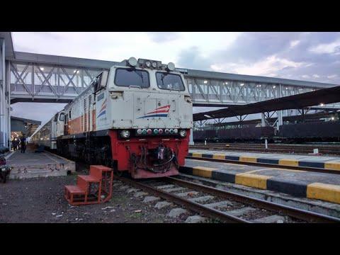 Menelusuri Stasiun Kereta Api Peninggalan Belanda dengan Kereta Api Kalijaga dari Solo ke Semarang