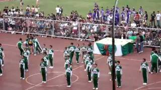 WMSU Palaro 2011 Cheerdance Competition - Juggernauts