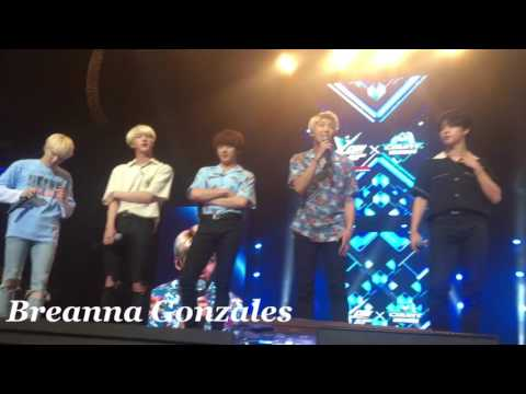 Kcon LA 2016 - Full BTS performance and final goodbyes