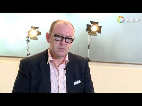 Midem Talks - Andrew Jenkins, EVP, Universal Music Publishing International