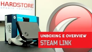 STEAM - Steam Link - Unboxing/Overview