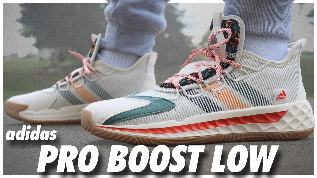 adidas pro boost low