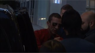 |20-Oct-2016| Richard Ashcroft en Chile | Atendiendo fans en hotel
