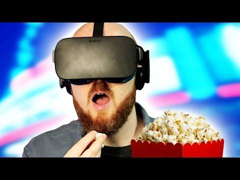 The Future Of Cinema In Virtual Reality