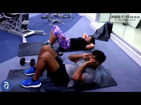 Walkthrough of ABS Fitness and Wellness Club EON IT Park, Kharadi, Pune.