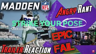 Madden 21 - Angry Trailer Reaction + Angry Rant!