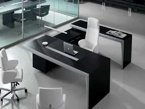 bureau haut de gamme design italien CX YouTube