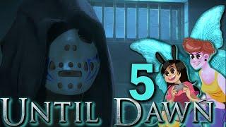 UNTIL DAWN 2 Girls 1 Let's Play Part 5: Dungeon