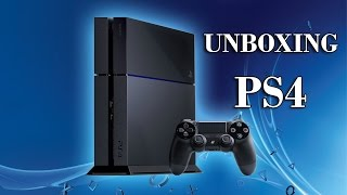 unboxing ps4 CUH-1216A