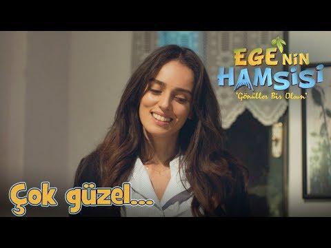Zeynep'in babasından gelinliği saklaması! - Ege'nin Hamsisi 23.Bölüm