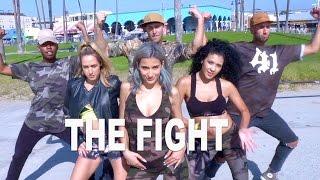 'THE FIGHT' - Taboo Dance Video | Matt Steffanina ft Lexy Panterra