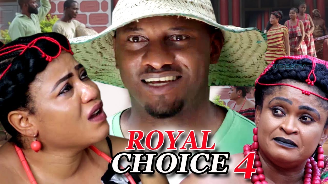 The Royal Choice Season 4 - 2018 Latest Nigerian Nollywood Movie Full HD