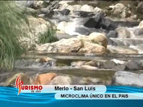 Turismo en vivo: Termas de Río Hondo - Merlo - Crucero por el caribe.