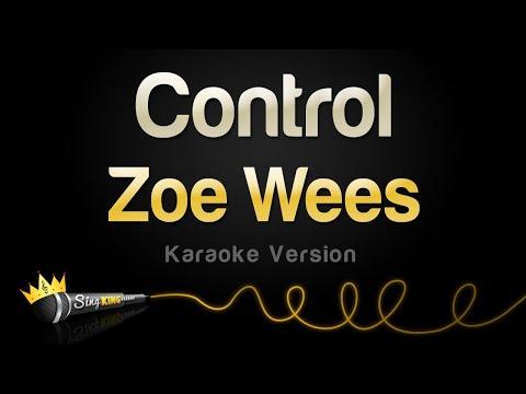 Zoe Wees - Control (Karaoke Version)