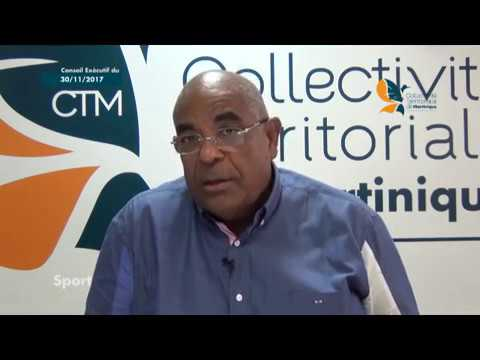 Conseil Exécutif du 30 novembre 2017 - ITV DMS